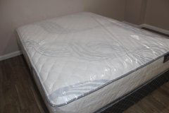 Queen Sedgewick model mattress by Serta in CyFair, Texas