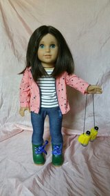 retired american girl doll Chrissa in Naperville, Illinois
