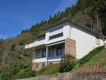 UNIQUE HILL-SIDE HOME IN MALBERG, OFFERING GREAT VIEWS OF KYLLBURG, MALBERG CASTLE AND THE KYLL ... in Spangdahlem, Germany