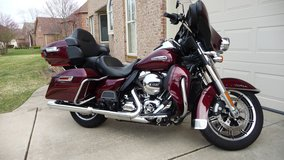 Reduced - 2015 Harley Davidson Electra Glide  Ultra Classic in Westmont, Illinois