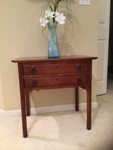 END TABLE, 2 DRAWERS in Great Lakes, Illinois
