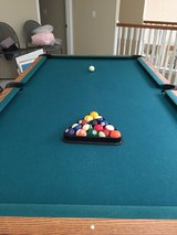 Olehausen 8ft Slate Pool Table in Spring, Texas
