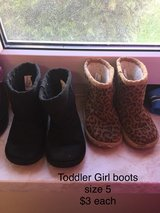 Toddler Boots in Baumholder, GE