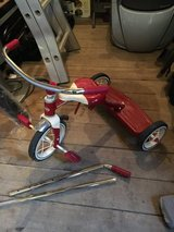 Radio Flyer Metal trike ( nearly New) in Lakenheath, UK