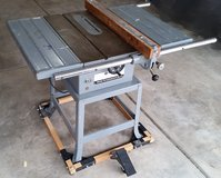 Delta/Rockwell 10-inch Contractor's Table Saw & Stand in Colorado Springs, Colorado