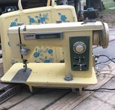 Brother sewing machine with case in DeRidder, Louisiana
