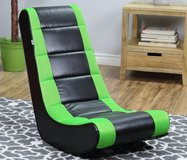 Crew Furniture Classic Video Rocker ( Black/Neon Green) - NEW! in Naperville, Illinois