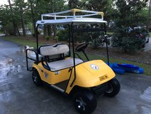 Golf Cart in Camp Lejeune, North Carolina