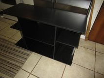Black TV Stand in Fort Rucker, Alabama