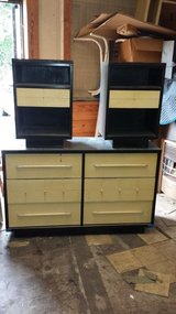 Dresser and night stands in Bellaire, Texas