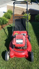 Quantum XTE Lawn Mower (Lawnmower) in Travis AFB, California