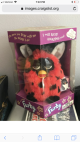 Original First Edition Furby in Saint Petersburg, Florida
