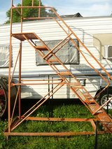 Rolling Ladder in Fort Campbell, Kentucky