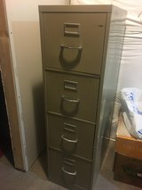 File cabinet - 4 drawer, letter size in Colorado Springs, Colorado