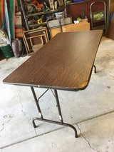 8' Folding table in Joliet, Illinois