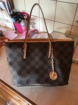 Michael Kors logo purse in Lakenheath, UK
