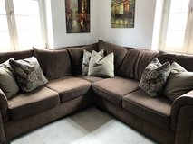 L-Shaped Sectional Sofa in Ramstein, Germany