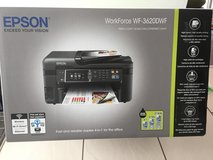 Epson Printer WorkForce WF-3620DWF in Ramstein, Germany