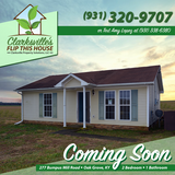 COMING SOON: 277 Bumpus Mill Rd, Oak Grove, KY in Clarksville, Tennessee