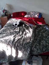 Bed frame and mattress in Fort Leonard Wood, Missouri