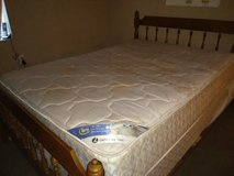Full size Bed.In great condition only saling due to moving. in Beaufort, South Carolina