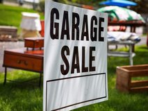 GARAGE SALE! in Elgin, Illinois