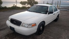 2011 Ford Crown Victoria Interceptor - Rebuilt Transmission - Runs Like New in Beaufort, South Carolina