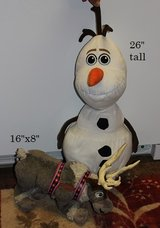 Olaf and Sven in Fort Knox, Kentucky