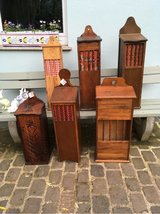 beautiful antique french bread baguette cabinets in Ramstein, Germany