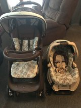 Car seat stroller combo in Watertown, New York