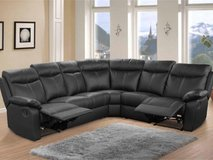 Household Pkg. #9 Sectional LR Set + DR Set - price includes delivery - monthly payments possible in Hohenfels, Germany