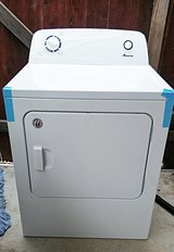 NEW AMANA ELECTRIC DRYER in Camp Pendleton, California