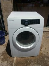 Samsung front load electric dryer in Alamogordo, New Mexico
