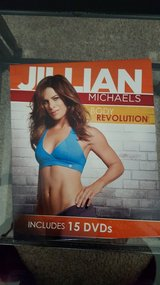 Jillian Michaels 15 DVD's in Wright-Patterson AFB, Ohio