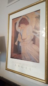 Angel picture, 21.5x29 in Wright-Patterson AFB, Ohio
