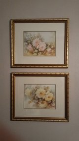 2 Roses pictures, 15x18 in Wright-Patterson AFB, Ohio
