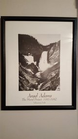 3 Ansel Adams pictures in Wright-Patterson AFB, Ohio