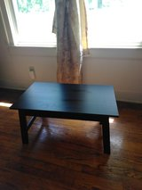 Black coffee table in Springfield, Missouri