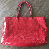Large red Elizabeth Arden tote bag in Perry, Georgia