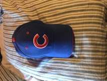 Cubs hat in Shorewood, Illinois