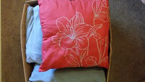 Throw pillows and bedding in Leesville, Louisiana