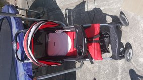 Jeep stroller [REDUCED]. in Fairfield, California