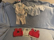 Baby boy Sunday best outfits New! in Camp Lejeune, North Carolina
