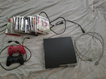 PS3 and accessories for sale. in Leesville, Louisiana