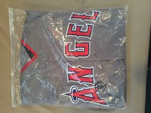Angels CoolBase Jersey Mike Trout (27) in Barstow, California