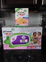 Girl Scouts Cookie Oven with extra cookies mix in Clarksville, Tennessee