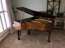 Baby Grand Chickering Piano in Aurora, Illinois