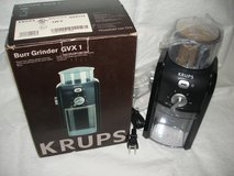 *NEW* -KRUPS Burr Grinder GVX-1 in Chicago, Illinois