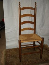 Antique LADDERBACK Chair in Naperville, Illinois