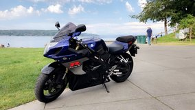 2006 Suzuki Gsxr 750 in Tacoma, Washington